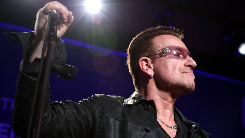 Trump Effect! U2 Tunda Rilis Album Pasca Kemenangan Donald Trump