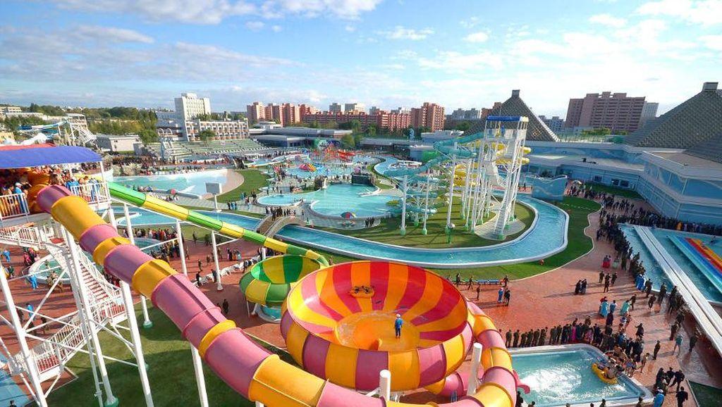 Seperti Apa Taman Rekreasi di Korea Utara?