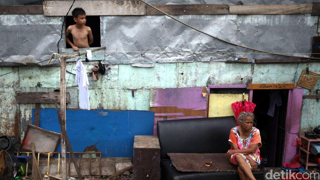Penyebab Ketimpangan: Harta si Miskin Naik Tapi Tak Sebanyak si Kaya
