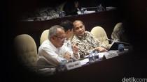 3 Menteri Raker dengan Komisi V