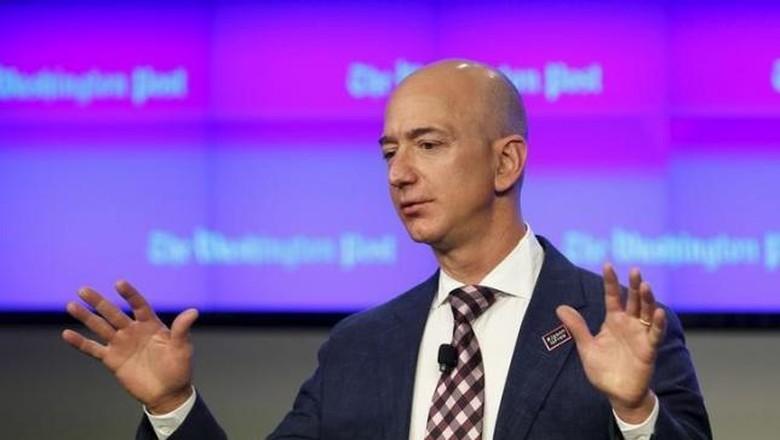 Bos Amazon Jadi Orang Terkaya Kedua Dunia, Hartanya Rp 1.005 Triliun