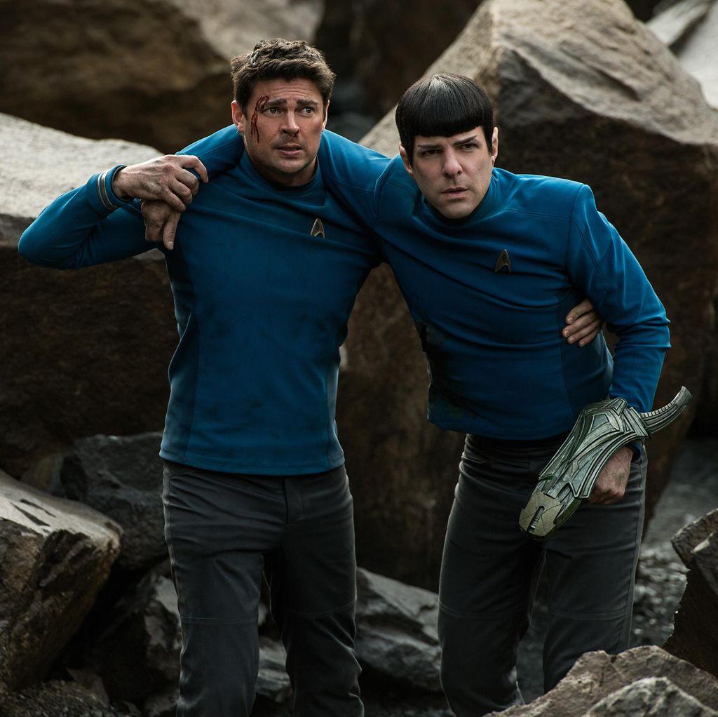Karl Urban Siap Bintangi Lanjutan Star Trek