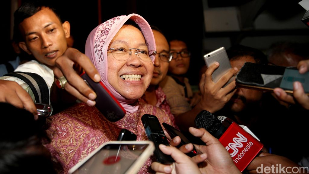 Risma Ingin Google Bangun Kampus di Surabaya