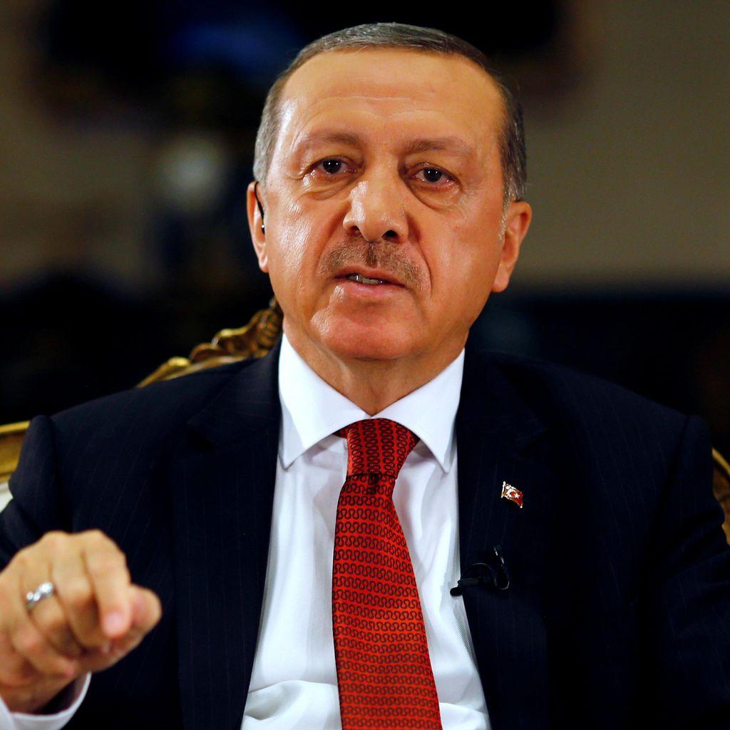 Erdogan Sebut Israel Bahayakan Diri Sendiri dan Seluruh Wilayah