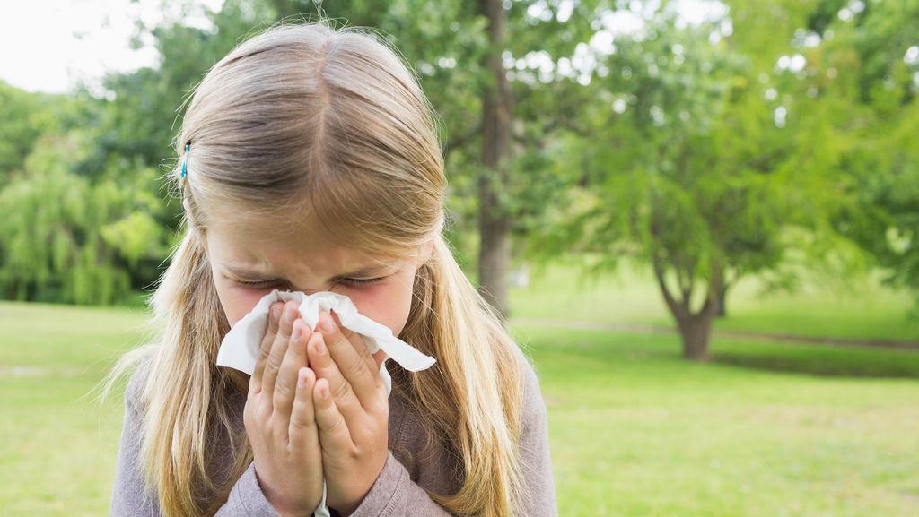 Fungsi Cuci Hidung pada Anak Seperti Video Viral di Medsos