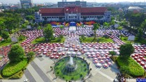 1 Mei Pemkot Surabaya Wajibkan PNS Masuk Hari Sabtu