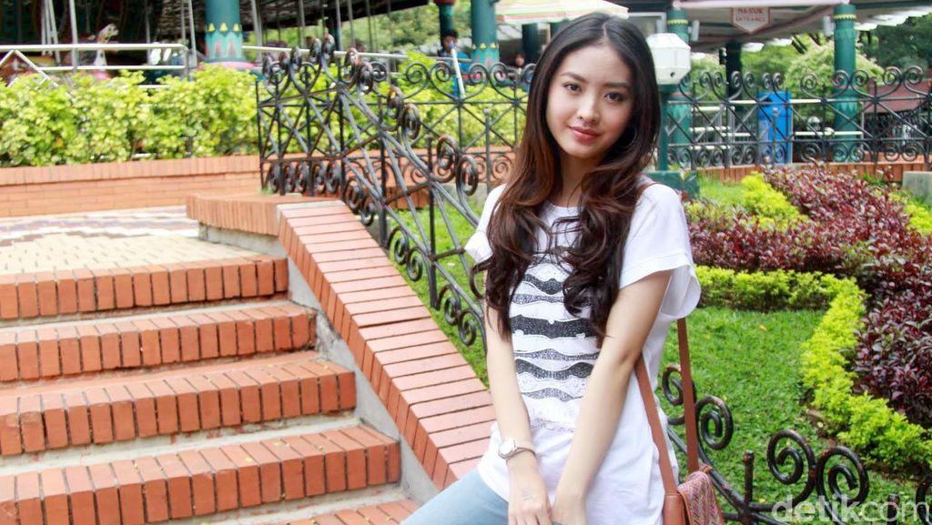 Syuting di Sawah Jadi Pengalaman Seram untuk Natasha Wilona