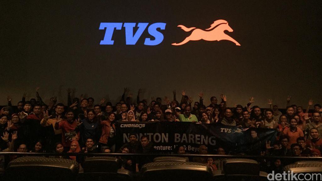 TVS Ajak Komunitas Nobar Star Trek Beyond