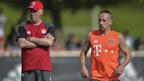 Ancelotti: Ribery Seperti Ferrari