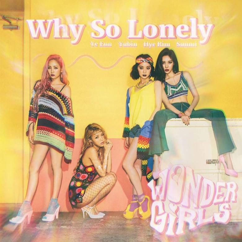 Poster Wonder Girls Diturunkan, Pertanda Bubar?