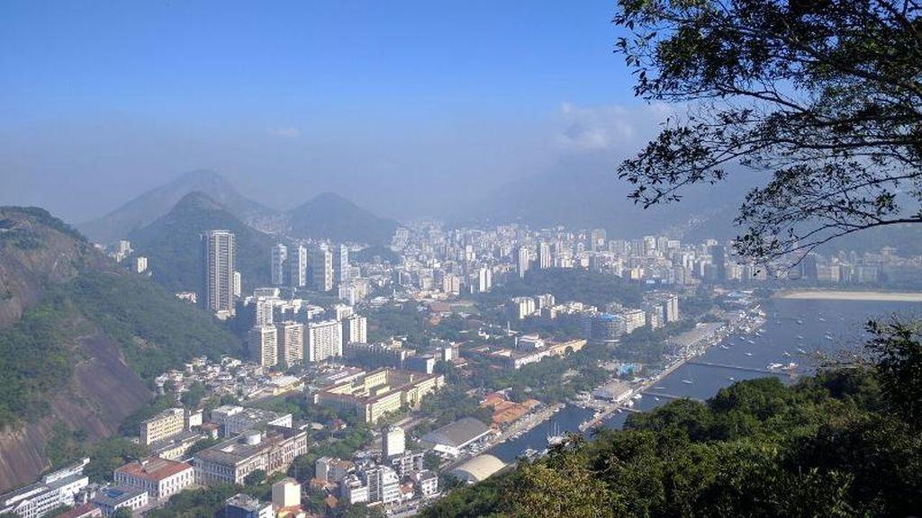 Salah Satu Pemandangan Terindah di Dunia, Ada di Brasil