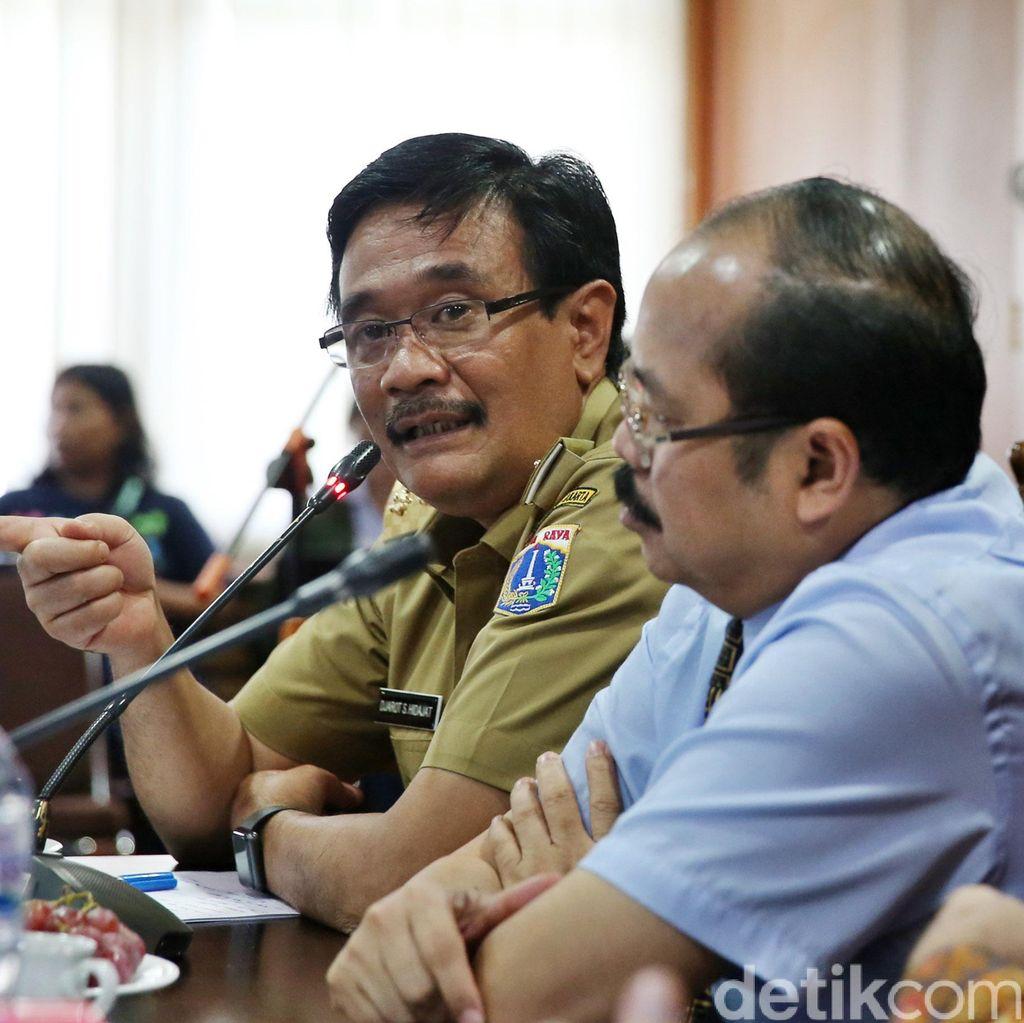 Djarot: Kami Tanggung Jawab Selesaikan Velodrome untuk Asian Games