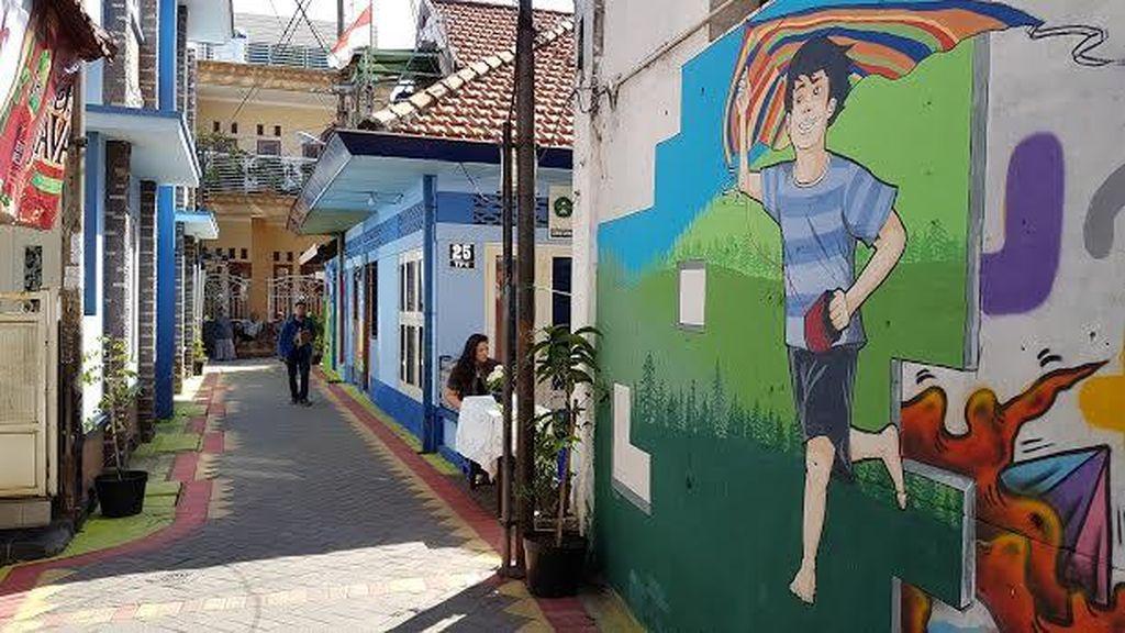 Wali Kota Risma akan Pertahankan Kampung di Tengah Kota