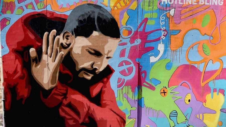 MTV Rilis Nominasi Video of the Year Lewat Panorama Mural