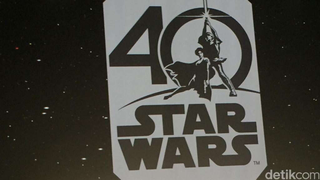 Pengumuman Star Wars VIII Obati Duka Netizen