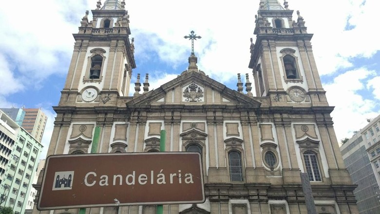 Foto: Katedral tua di Rio de Janeiro (Ken/detikTravel)