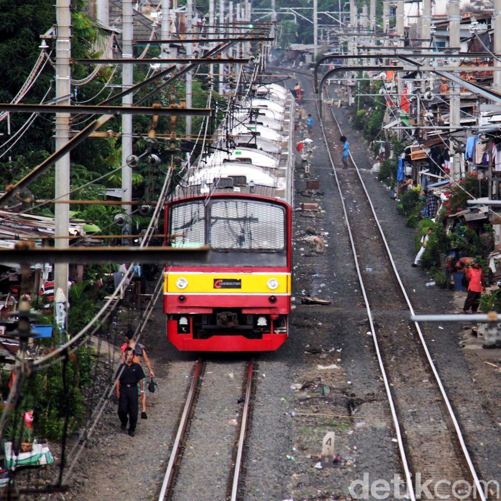 1 April, Sebagian KRL Bekasi-Jakarta Kota Tak Lagi Lewat Manggarai