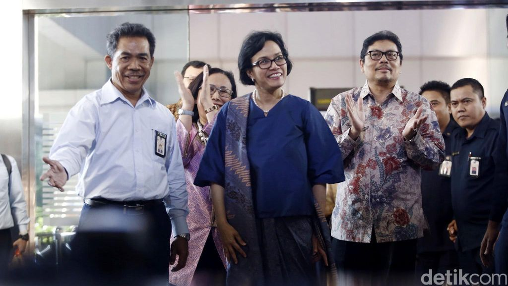 Sosialisasi Tax Amnesty, Sri Mulyani Video Conference dengan Kapolda se-Indonesia