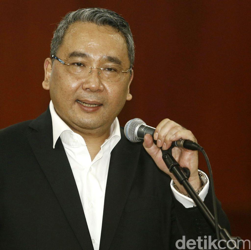 Irjen Ditangkap KPK, Mendes Hormati Proses Hukum