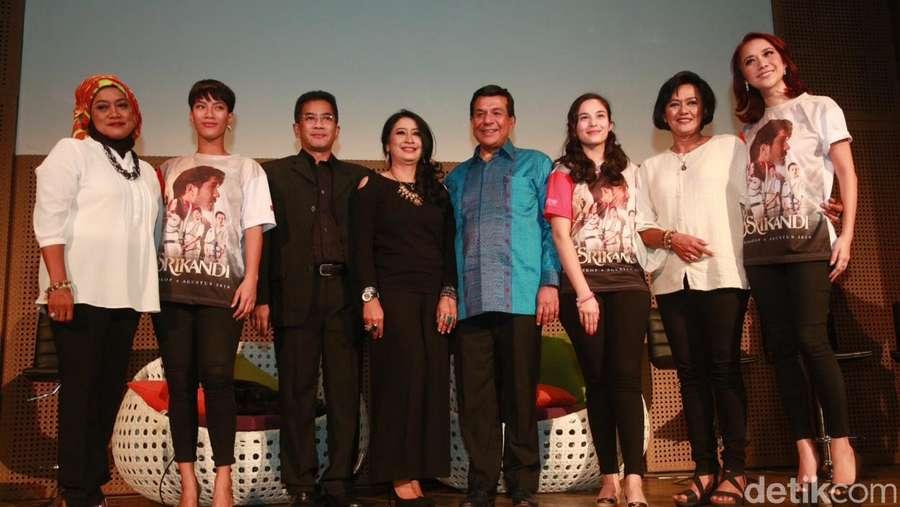 Para Bintang Jelang Pemutaran Perdana 3 Srikandi