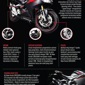 Profil Honda CBR250RR
