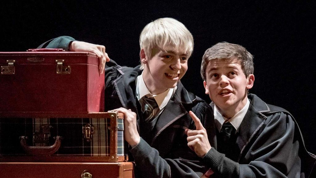 Dipentaskan di New York, 'Harry Potter and The Cursed Child' Buka Audisi