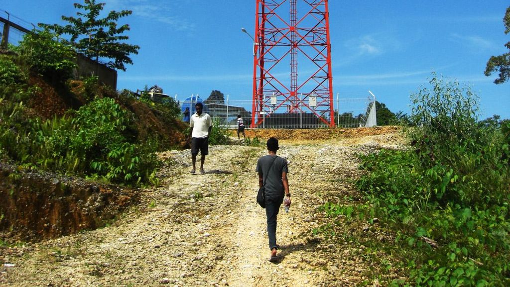 Ketika Warga Papua Kritik Menteri dan Rindu XL-Indosat