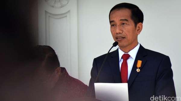 Teguran Presiden di Tengah Isu Reshuffle