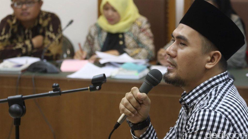 Disebut Dapat Suap dari Saipul Jamil, Hakim Ifa Yakin Tak Terlibat