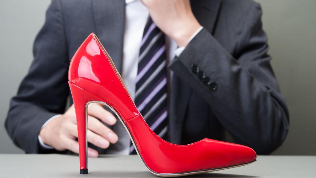 Bukan untuk Wanita, High Heels Awalnya Diciptakan Bagi Pria