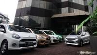 LCGC Jadi Taksi Online, Organda: Jangan Turunkan Pelayanan