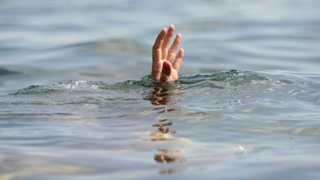 Kisah Pilu Dry Drowning Frankie Selamatkan Nyawa Satu Anak Lainnya