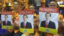 Sama-sama Capreskan Jokowi, PDIP atau Golkar Lebih Untung?