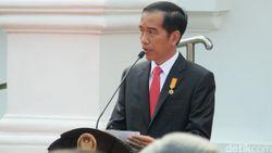 Cegah Penimbunan, Jokowi Minta Gudang Bahan Pangan Dicek Tiap 2 Minggu