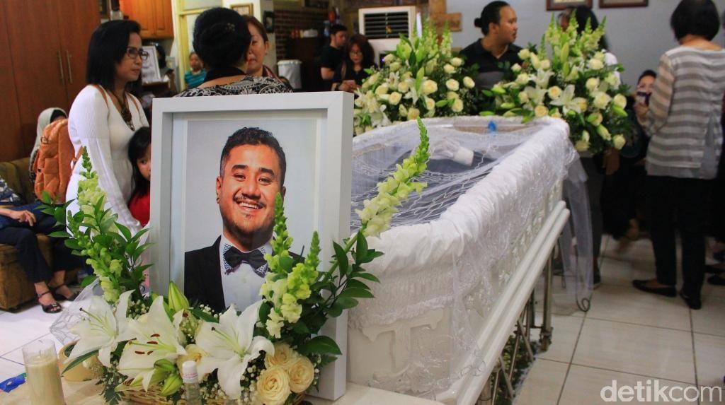 SBY Melayat Mike Mohede