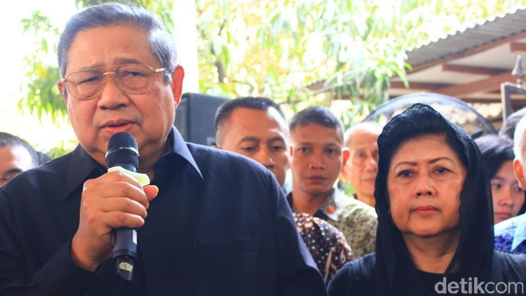 SBY Ikut Kehilangan Mike Mohede, Samuel Zylgwyn Fitting Baju Pengantin