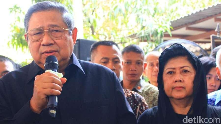 Duka SBY untuk Mike Mohede