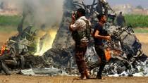 Helikopter Rusia Ditembak Jatuh di Suriah