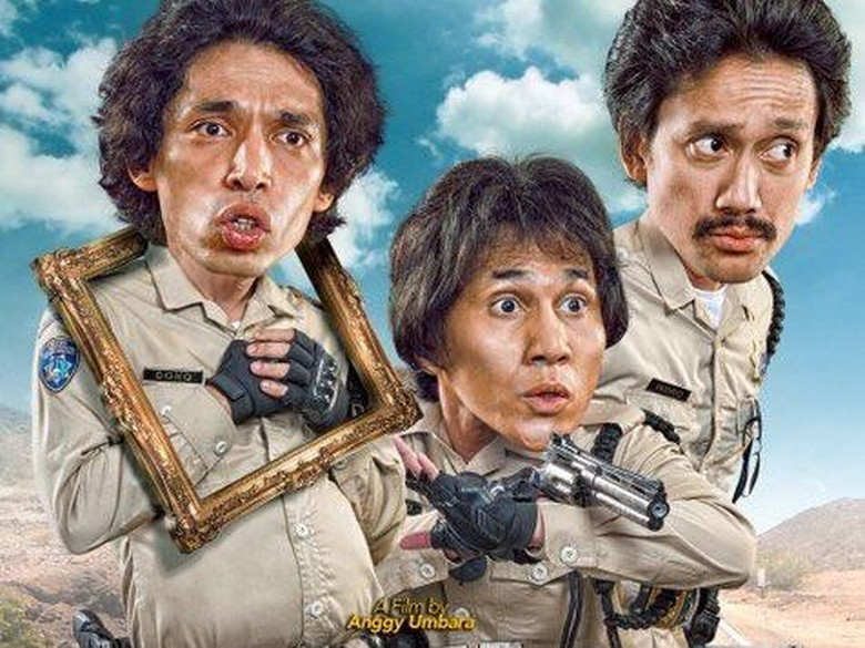 Lewati Laskar Pelangi, Warkop DKI Reborn Film Nasional Terlaris Sepanjang Masa