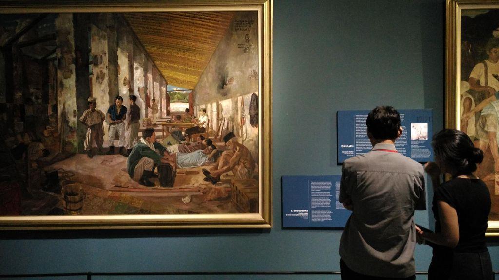 Ayo ke Galeri Nasional! Ada Kesempatan Langka Lihat Koleksi Lukisan Istana