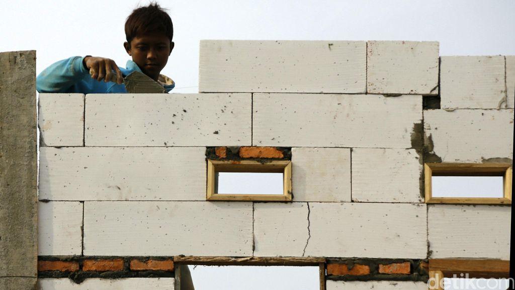 Jokowi Baru Salurkan KPR FLPP untuk 5.897 Rumah Dalam 6 Bulan
