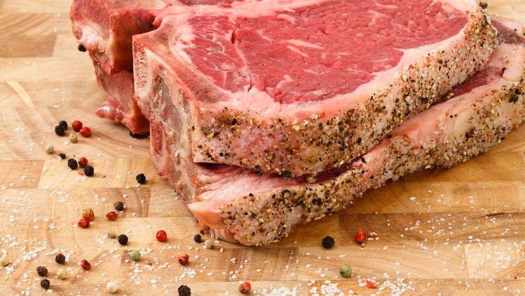 Konsumsi Daging Sapi Orang Amerika Turun Hampir 20 Persen