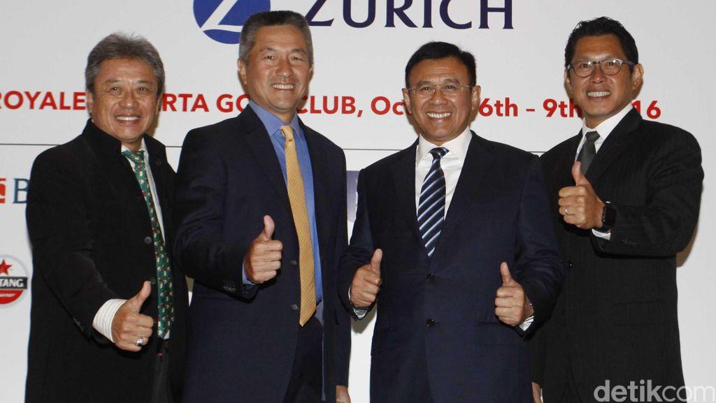 Pegolf Terbaik Asia Akan Ikuti BNI Indonesian Masters