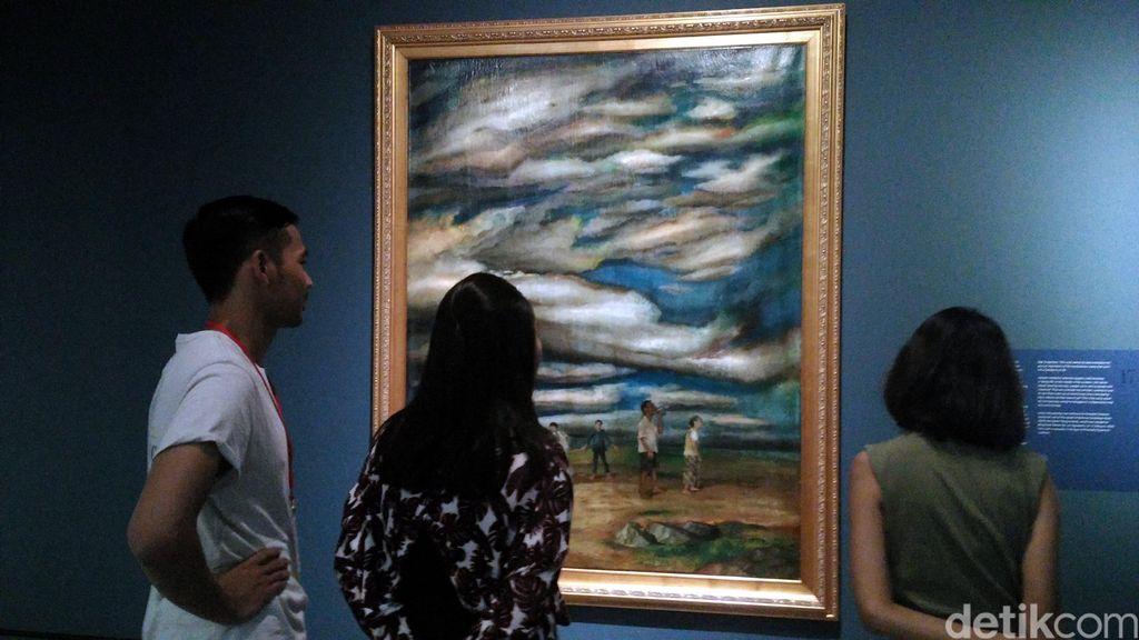 Mau Lihat Koleksi Lukisan Istana dengan Nyaman? Ini Saran Panitia