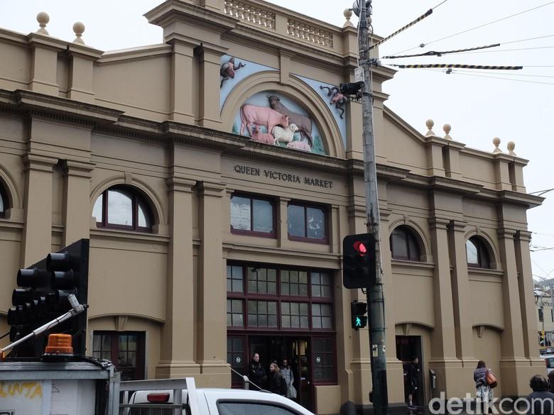 Keliling Queen Victoria Market, Pasar Tua Melbourne di Atas Bekas Makam
