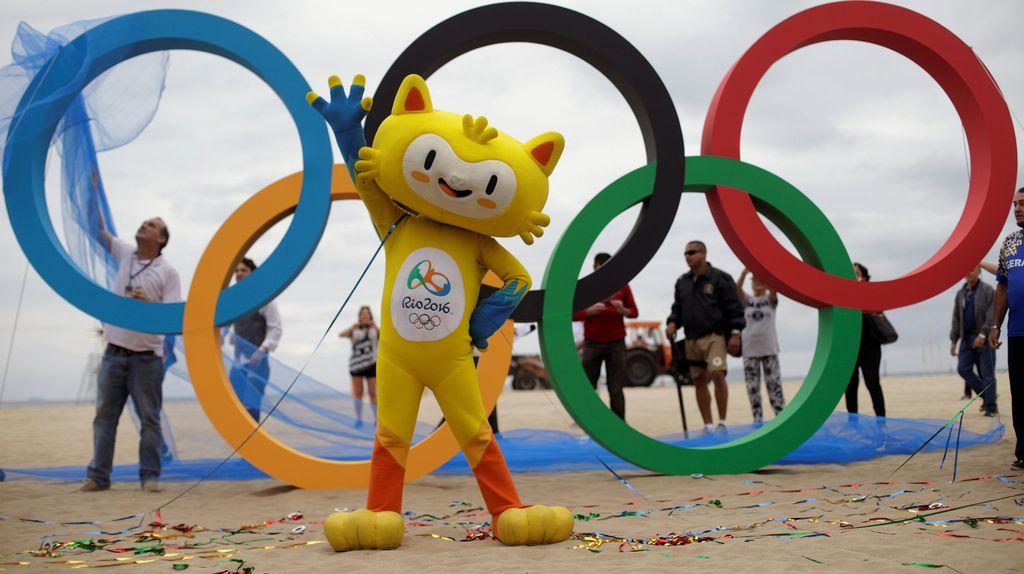 Penipu Cyber Gerilya Jajakan Tiket Olimpiade Rio