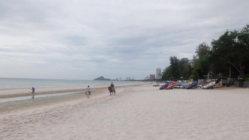 Selain Pantai, Ini Daya Tarik Lain Berwisata di Hua Hin, Thailand