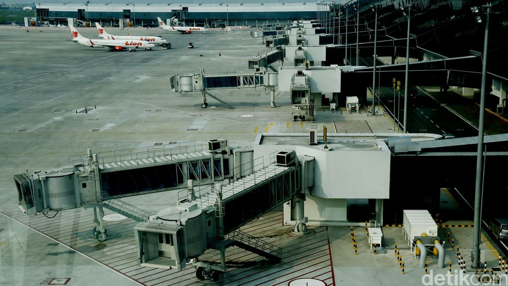 AP II Rogoh Rp 625 M untuk Pengembangan Runway Bandara Soekarno-Hatta