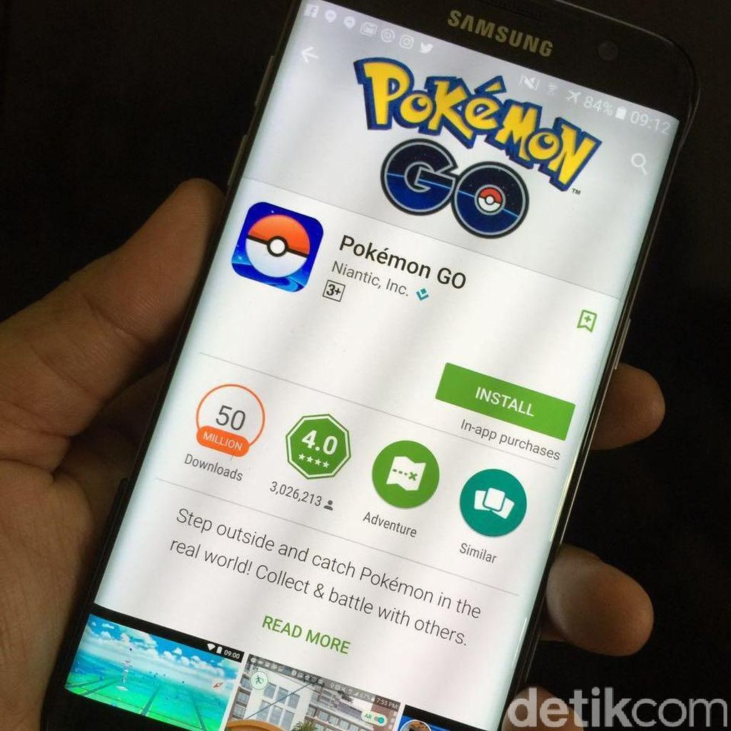 Inikah Tanda Kedatangan Pokemon Legendaris?
