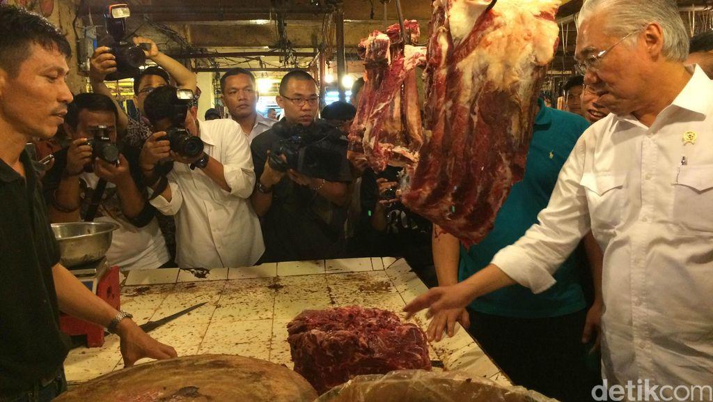 Ajak Masyarakat Beli Daging Beku, Mendag: Harganya Rp 80.000/Kg